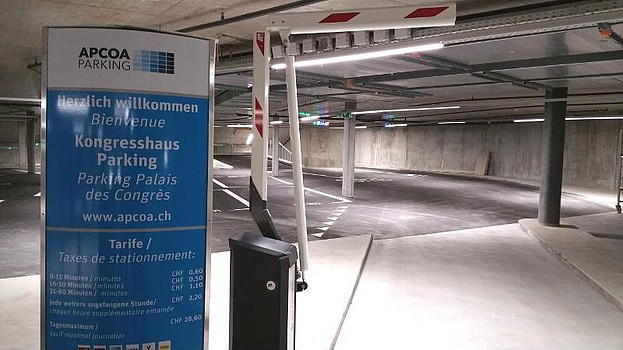 Kongresshaus Parking - Biel | APCOA-1